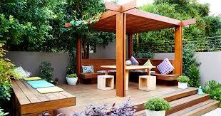 Small Picture Contemporary Garden Design Ideas L Essenziale