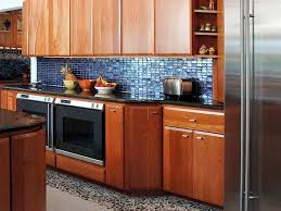 Installing A Glass Tile Backsplash Extraordinary 48 Kitchen Backsplashes For Every Style Hgtv Blue Glass Tile And