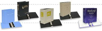 Display Binders With Stand Specialty Loose Leaf manufactures Avery Style Metal Hinge Binders 62