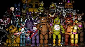 wallpapers five nights at freddy s