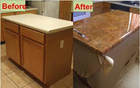 refinish laminate counters refinish kitchen countertop awesome granite countertops