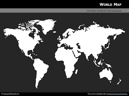 World Map Power Point Free World Map For Powerpoint