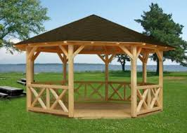 there s no better way to revivify and give new character to your garden than with a wooden gazebo these pavilion structures bring a diffe dimension to