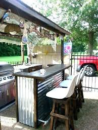 patio patio bar ideas outdoor designs spectacular furniture deck home small id