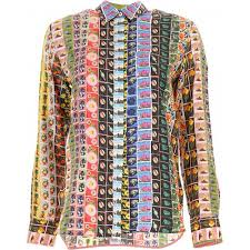 Paul Smith Clothing For Women Shirts Button Closure Spring