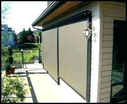 coolaroo outdoor shades. Coolaroo Outdoor Shades Cordless Exterior Roller Shade With Window Inside Prepare 18 A