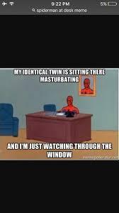 60s spiderman desk meme generator hostgarcia