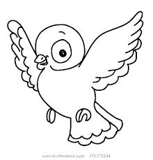 Bird Coloring Pages Related Post Free Printable Bird Coloring Pages