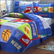 toddler bedding sets sports theme