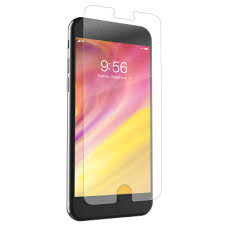 apple iphone 7. invisibleshield hdx for the apple iphone 6/6s/7/8 (case friendly iphone 7