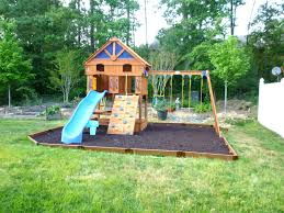 backyard playground ...