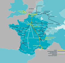 escape to europe  eurostar train  freely mi