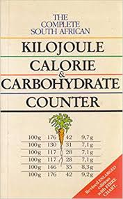 The Complete South African Kilojoule Calorie And
