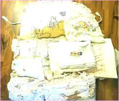 classic pooh crib bedding set classic pooh crib bedding set the vintage classic winnie the pooh