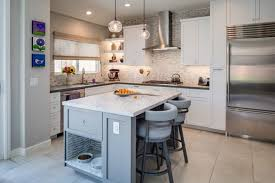 Kitchen island ideas Seating Houzz New This Week Kitchen Island Ideas You Havent Thought Of