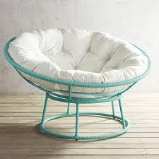 papasan furniture. Outdoor Peacock Blue Papasan Chair Frame Furniture