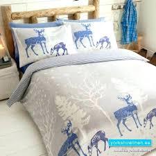 asda duvet flannelette duvet cover starlight forest flannelette duvet cover set blue linen warehouse flannelette duvet