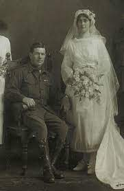 Stratford Historical Society and Museum: Agnes Hickman's wedding dress