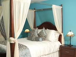 Amusing Black Canopy Bed Curtains Images Inspiration