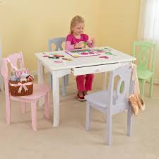 Kidkraft Petal Pink Kitchen Have To Have It Kidkraft Brighton White Table Create Your Own