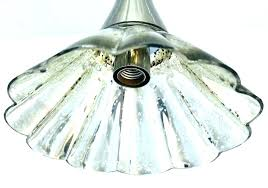 pottery barn chandelier shades mica
