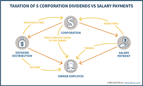 How An S Corporation Reduces Fica Self Employment Taxes