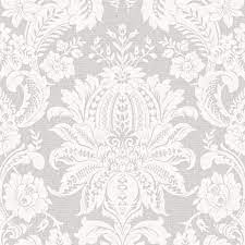 Superfresco Easy Venetian Damask Grey ...