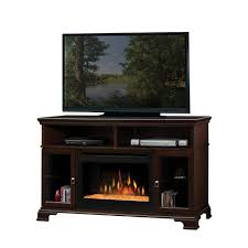 dimplex brookings tv stand with electric fireplace reviews wayfair