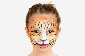 top 10 tiger face paint ideas for kids