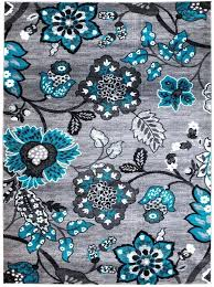 decoration incredible teal and black area rug attractive throughout turquoise gray prepare com elias
