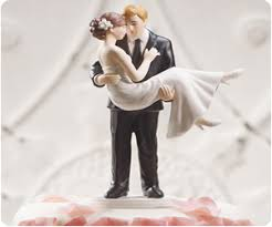 Bride And Groom Cake Toppers Wedding Cake Toppers Celebrateit