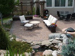 Outdoor Kitchen Patio Outdoor Kitchen Patio With Stools And Pavers Patio Pavers Can