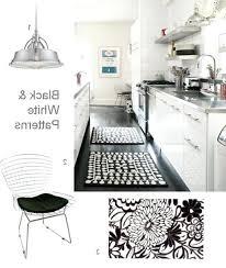 blue and white kitchen rug photo 3 of attractive black kitchen rugs 3 black and white blue and white kitchen rug