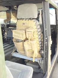 smittybilt seat covers putting smittybilt gear covers on right g503 military vehicle