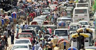 beautiful traffic jam of and solution of  beautiful traffic jam of and solution of this problem