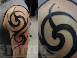 полинезия тату маори орнамент студия художественной татуировки Pro