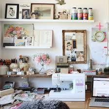 T Feminine Home Office Decor
