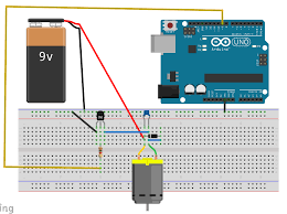 arduino wiring diagram online arduino image wiring arduino purpose of the diode and capacitor in this motor circuit on arduino wiring diagram online