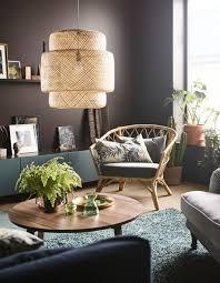 room ikea stockholm rattan chair