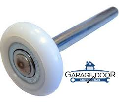 garage door rollers2 10 Ball 4 Standard Garage Door Roller  Garage Door Parts Mart