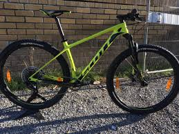 Scott Scale Geometry Chart Scott Scale 940 Hardtail Mountain Bike 2019 29er Mountain Bike