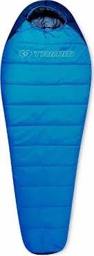 <b>Спальный мешок Trimm</b> Sporty, правосторонняя молния, синий ...