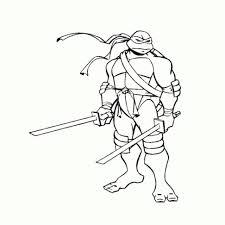 60 Kleurplaat Ninja Turtles Kleurplaat 2019