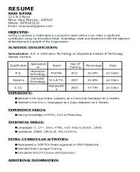 Formats For Resume Inspiration Download Resumes Format Download Format For Resume Resume Formats