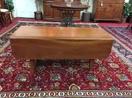 harden vintage drop leaf coffee table