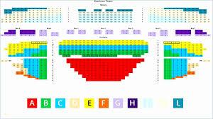 10 Abundant Warner Theater Seat Chart