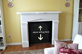 creative make fake fireplace interior design for home remodeling best in make fake fireplace home improvement