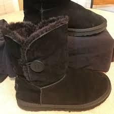 ... ugg boots black classic short 5825