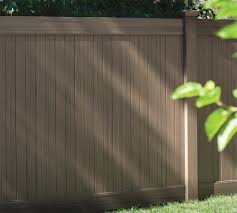 6 Woodland Select Privacy Fence Husker Vinyl Inc