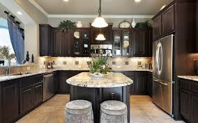 Rectangle Kitchen Wooden Access Door Storage Ideas Dark Kitchen Cabinets Granite